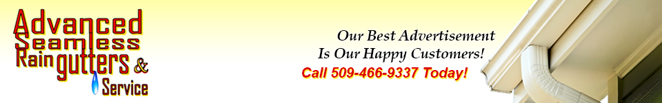 Advanced Seamless Rain Gutters & Service